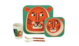 Adventure Is Out There Character Plate & Bowl Set £5 at Argos (Free C&C)