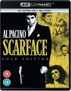 Zoom Weekend Deals - Scarface, Gladiator, Bumblebee, Saving Private Ryan 4k UHD Blu Rays - £9.99 each delivered