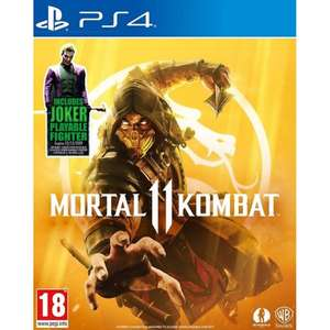 Mortal Kombat 11 with Joker DLC [PS4] - £19.95 Delivered @ The Game Collection
