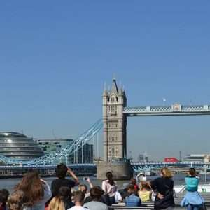 Thames Sightseeing Cruise River Red Rover Pass for Two (24 hour pass) - £12 with code @ BuyAGift