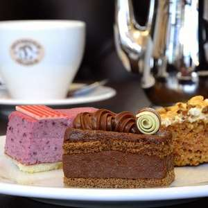 Patisserie Valerie afternoon tea via buy a gift - £15 with code