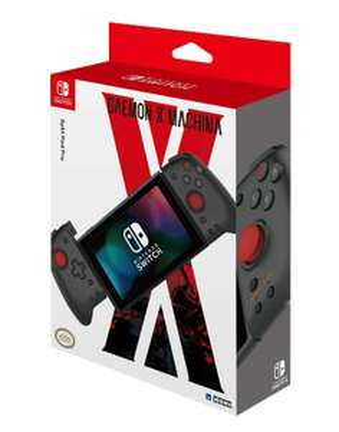 HORI Split Pad Pro - Daemon X Machina Edition for Nintendo Switch - £33.51 @ Amazon