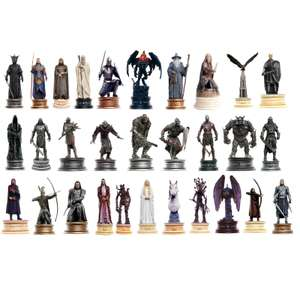 Lord of the Rings Collector's Set of 30 Figures from Eaglemoss for £90.98 delivered @ Zavvi