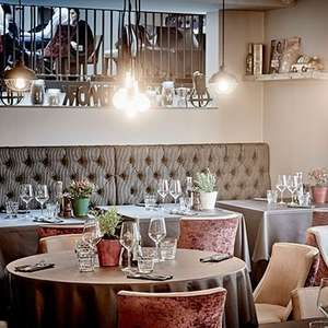 Afternoon tea at Marco Pierre White's New York Italian (London) £19 @ BuyAGift