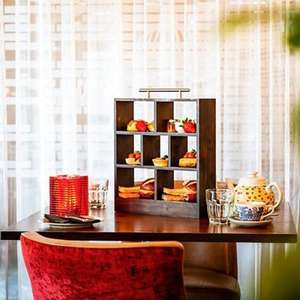 Sparkling Afternoon Tea for Two at Marco Pierre White's New York Italian (London) £25 @ BuyAGift