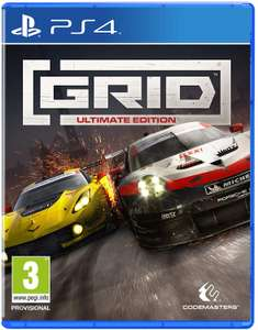 GRID Ultimate Edition PS4 - £20.95 delivered @ The Game Collection