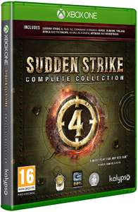 Sudden Strike 4 Complete Collection (Xbox One) - £14.85 delivered @ Base