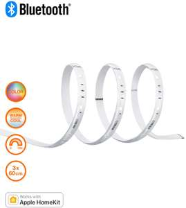 OSRAM SMART+ LED Stripe, Bluetooth LED Strip, dimmable, warm white to daylight180cm £18.68 @ Amazon (+£4.49 Non-prime)