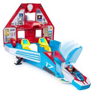 PAW Patrol Super PAWs Mighty Jet Command Center £29.99 at Smyths Toys