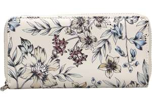 Fiorelli City Printed Flat Grain Purse Now £15.48 delivered or Free with delivery Premier @ M&M Direct