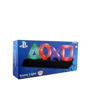 Playstation Icon Light £18.49 delivered @ 365 Games