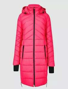 M&S Pink Coat £13.99 in Wembley Outlet Store