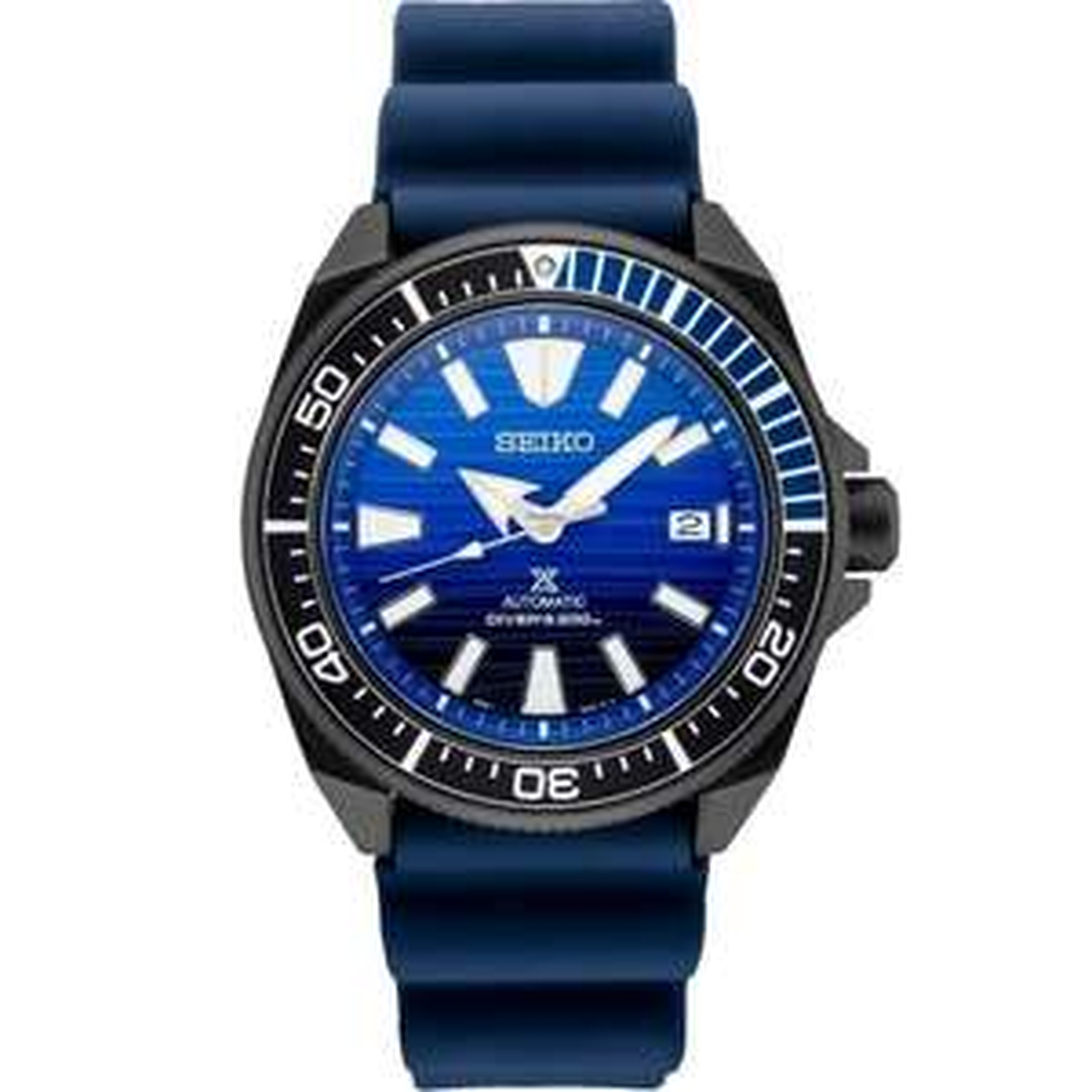 Seiko Save The Ocean Samurai Automatic Watch £215 @ H Samuel Brent Cross
