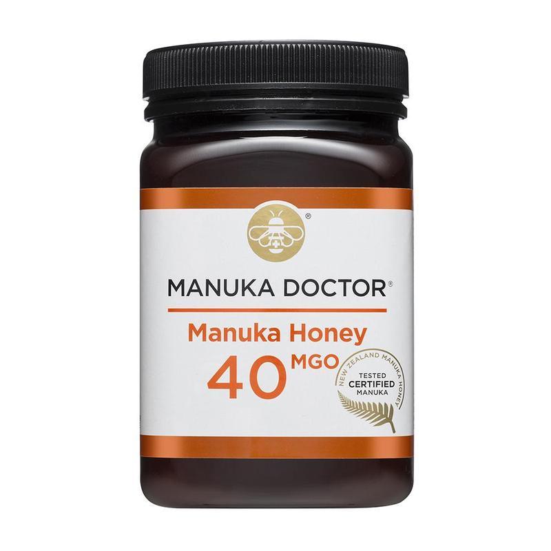 Manuka Honey 40MGO 500g - £15 with code @ Manuka Doctor