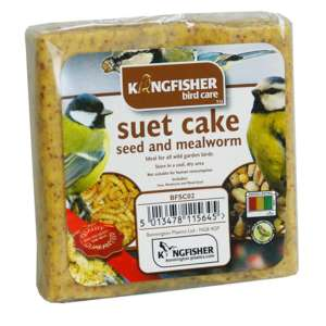 Robert Dyas - Kingfisher 6 Fat Balls/Suet Cake with Mealworm - £0.70 with code Free Collection @ Robert Dyas