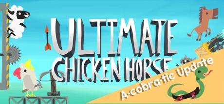 Ultimate Chicken Horse - Steam Weekend Sale - £5.49 @ Steam