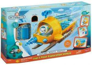Fisher Price The Octonauts GUP S Polar Exploration Vehicle Lights Sounds Phrases £15 @ Ebay toptoys2u_ltd