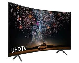 "Samsung UE49RU7300 49"" Curved HDR Smart 4K TV £346.42 (using code) @ Crampton & Moore / eBay"