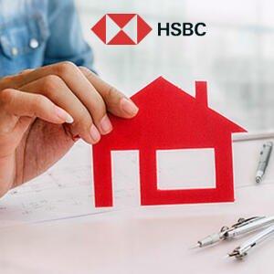 Tracker mortgage 0.99% (75 % LTV) & 0.89% (60 %LTV) for 2yrs + £999 booking fee @ HSBC