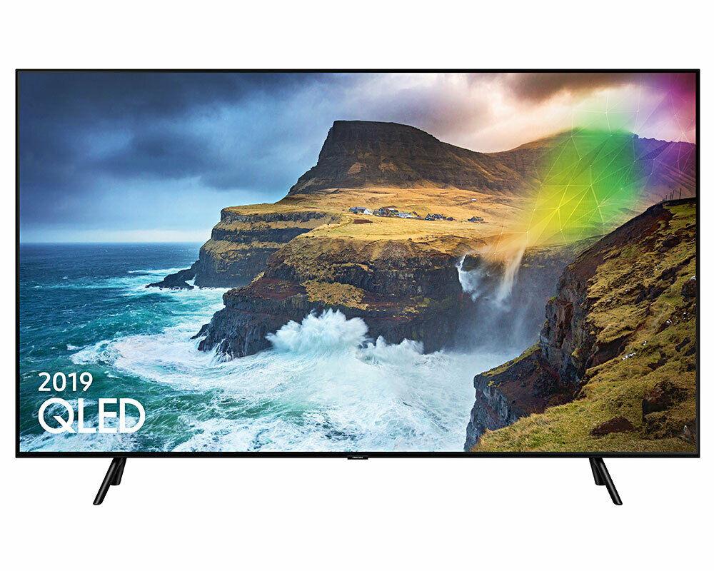 "Samsung QE49Q70R 49"" QLED HDR 4K Ultra HD Smart TV - £619.65 delivered @ Crampton & Moore / eBay"