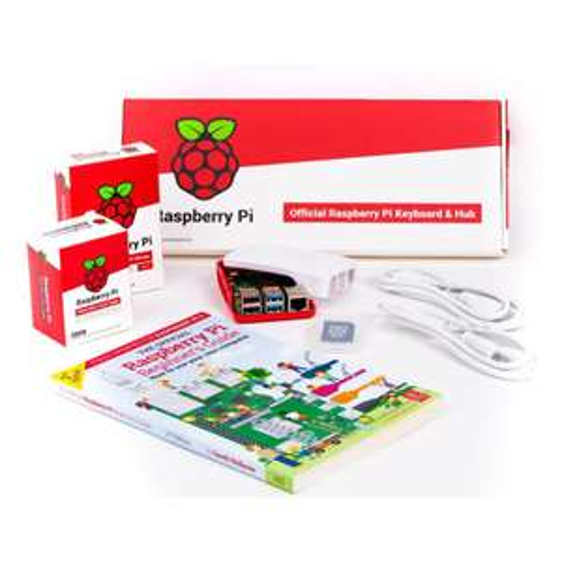 Official Raspberry Pi 4 Desktop Kit £115 @ The Pi Hut