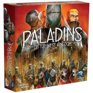 Paladins of the West Kingdom Board Game £33.29 @ Magic Madhouse