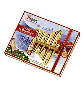 Asbach chocolates 250g Christmas sleeve deal purchase more than 1 (£6.99 each) June 30th expiry £11.98 delivered @ Flower Buy Delivery