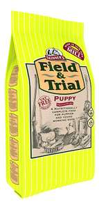 Skinners Field & Trial Complete Dry Wheat Gluten Free Puppy Food, 15 kg £20.24 delivered at Amazon