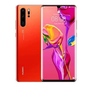 Huawei P30 Pro 512 GB 6.47 Inch OLED Display Smartphone (£699/£579 With Cashback) @ Livewire Telecom Limited FB Amazon