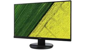 Acer K272 Series 27 Inch LED FHD Monitor £129.99 (Free click & collect) @ Argos
