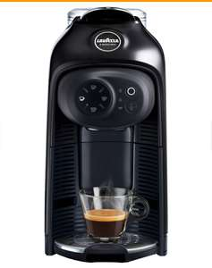 Lavazza Idola 18000280 Pod Coffee Machine - Black £69 @ Ao