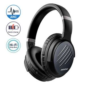 Mpow H16 noise cancelling wireless headphones (apply £15 voucher) £34.99 Sold by HBH LTD and Fulfilled by Amazon