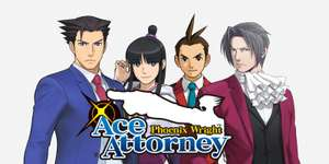 Phoenix Wright Series from £5.59 @ Nintendo 3DS Shop