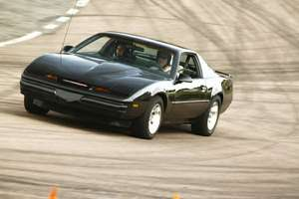 Pontiac Firebird Trans Am 'KITT' (Knight Rider) Blast Experience £45 @ Track Days