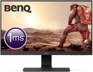 BenQ GL2580H 24.5 Inch FHD 1080p 1ms Eye-Care LED Gaming Monitor, HDMI, Black (Amazon UK) £99.98 @ Amazon