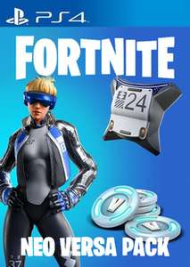 [PS4] Fortnite Neo Versa + 500 V-Bucks - £2.29 @ CDKeys
