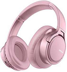 Mpow H7 Wireless Headphones Bluetooth Pink £12.99 @ Sold By HBH LTD And Fulfilled By Amazon (+£4.49 Non-Prime)