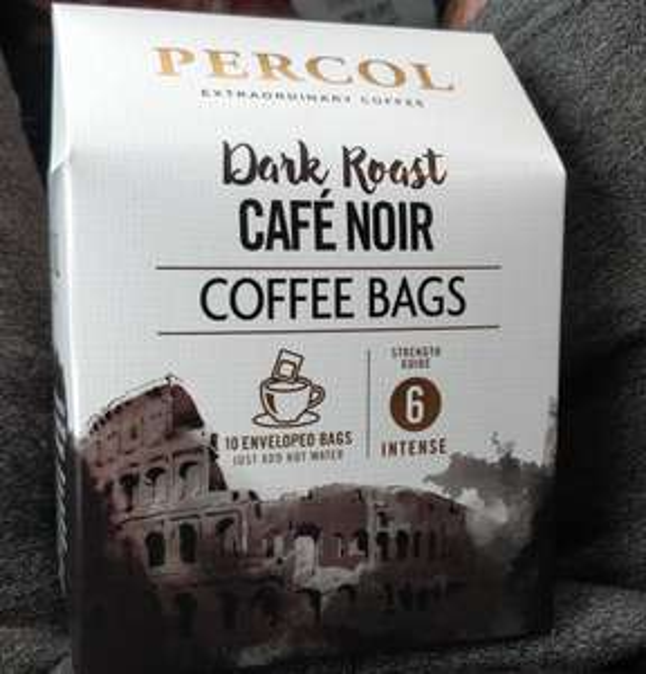 Percol Dark Roast Coffee Bags £1.99 @ Lidl
