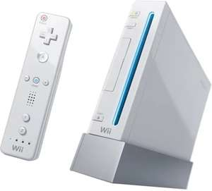 Nintendo Wii Console White Pre Owned £25 (£1.50 delivery) + 2 Year Warranty @ CeX