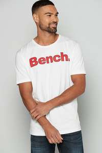Bench Logo T-Shirt £10 + delivery @ Studio