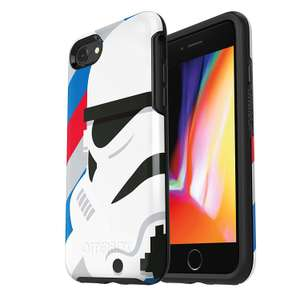 OtterBox Symmetry Series Star Wars (77-57773) Case for iPhone 7 Plus/8 Plus - Stormtrooper £4.29 + 99p delivery NP @ Amazon