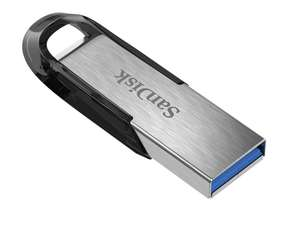 SanDisk Ultra Flair 64 GB USB 3.0 Flash Drive up to 150 MB/s Read, £8.85 at PicStop with code