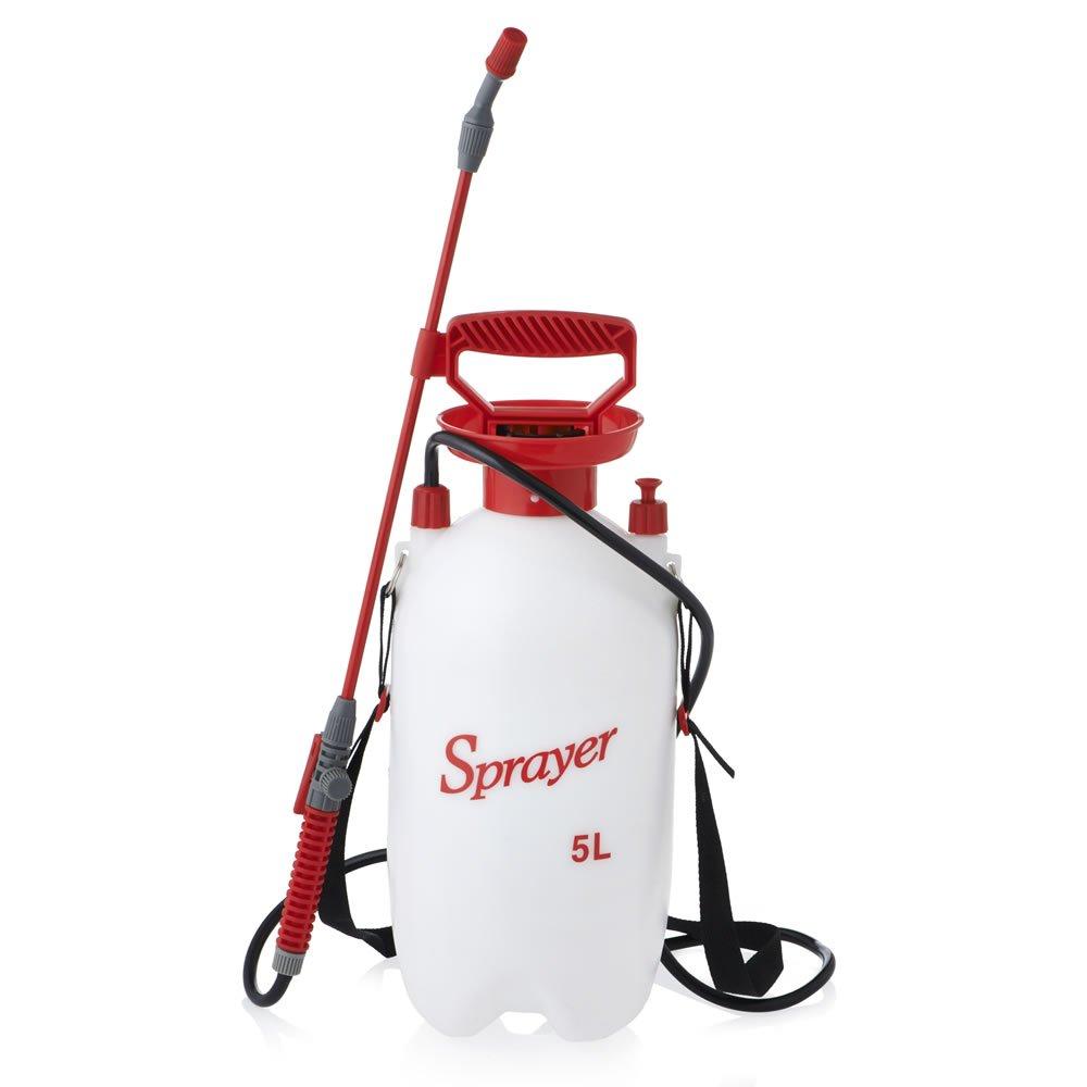 Wilko Water Sprayer 5L £6 + £2 Order & Collect @ Wilko