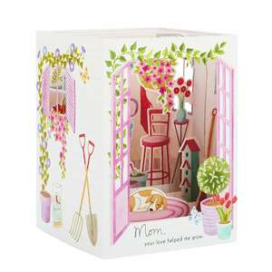 Mother's Day Card for Mum from Hallmark - 3D Po-Up Paper Wonder Design £4.20 + 99p NP @ Amazon