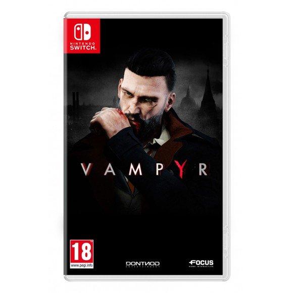 Vampyr - [Nintendo Switch] - £24.50 Delivered @ Coolshop