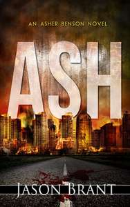 Ash - A Thriller (Asher Benson Book 1) Free at Amazon Kindle