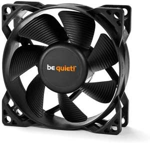 80mm BeQuiet! Pure Wings 2, 18.2dB(A) Rifle Bearing Fan £6.98 at Amazon (+£4.49 non prime)