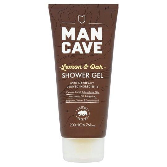 Man Cave Products £2 at Tesco online & instoe e.g. Mancave Lemon & Oak Shower Gel 200Ml