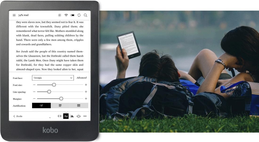 Kobo Clara E-Reader £89.99 at Kobo
