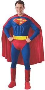 Rubie's Official Superman Classic - Small £22.48 delivered at Amazon